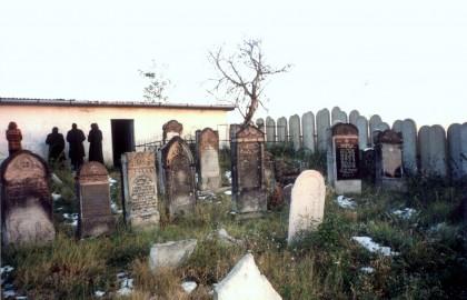 בית העלמין היהודי בקרעסטיר