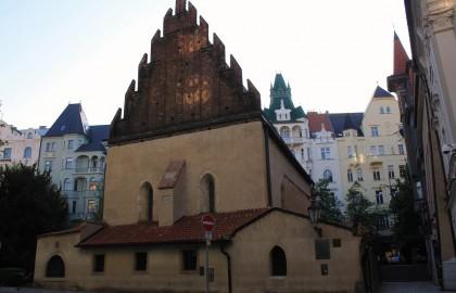 בית הכנסת אלטנוישול