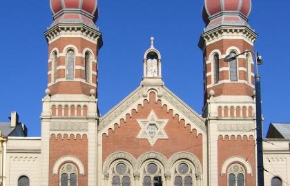 בית הכנסת הגדול בפלזן
