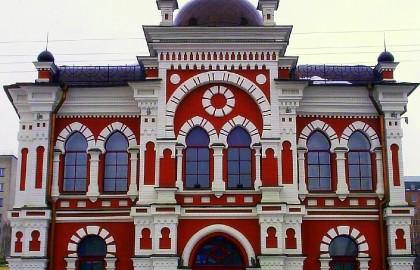 בית הכנסת פודול